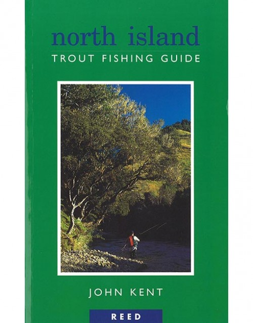 North Island Trout Fish Guide NZ