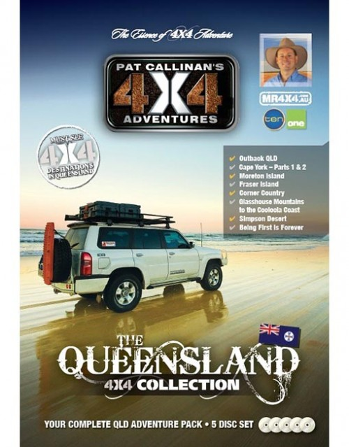 Pat Callinan The Queensland 4x4 Collection