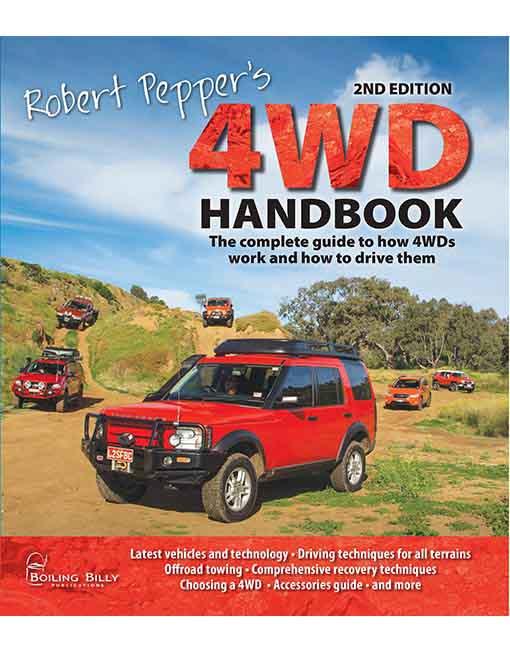 ROBERT PEPPER'S 4WD HANDBOOK