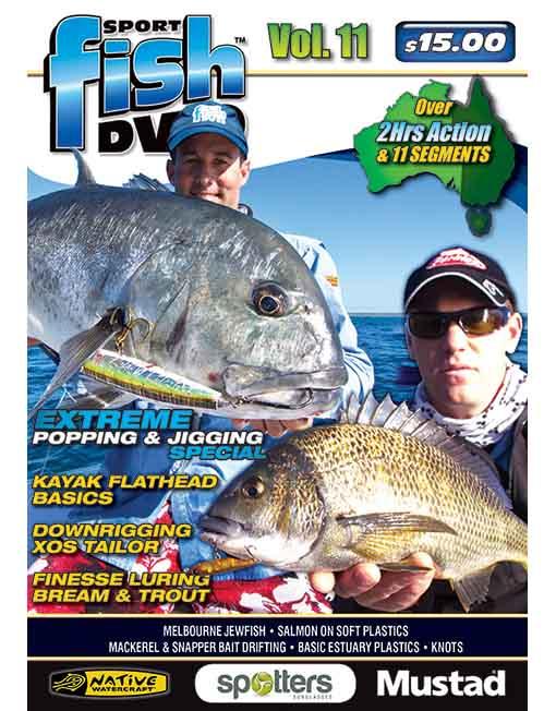 SPORT FISH DVD V11