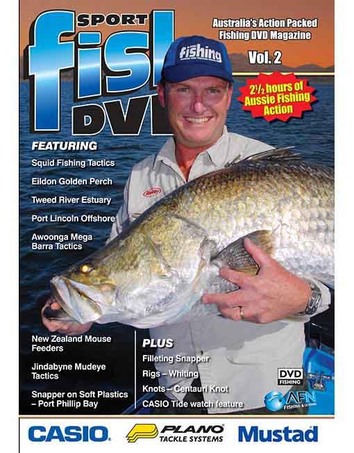 Sport Fish DVD V2