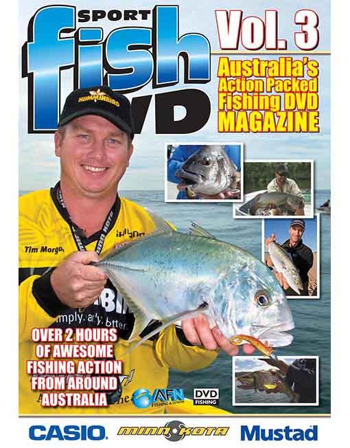 Sport fish dvd vol3
