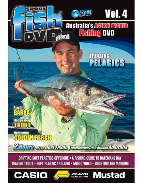 SPORT FISH DVD VOL4