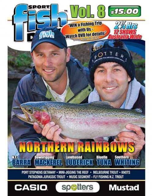 Sport Fish DVD V8
