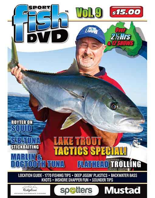 Sport Fish DVD V9