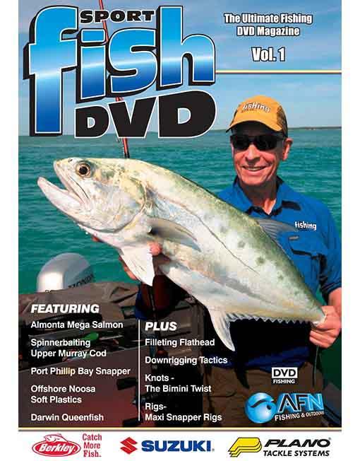 Sport Fish DVD Vol1