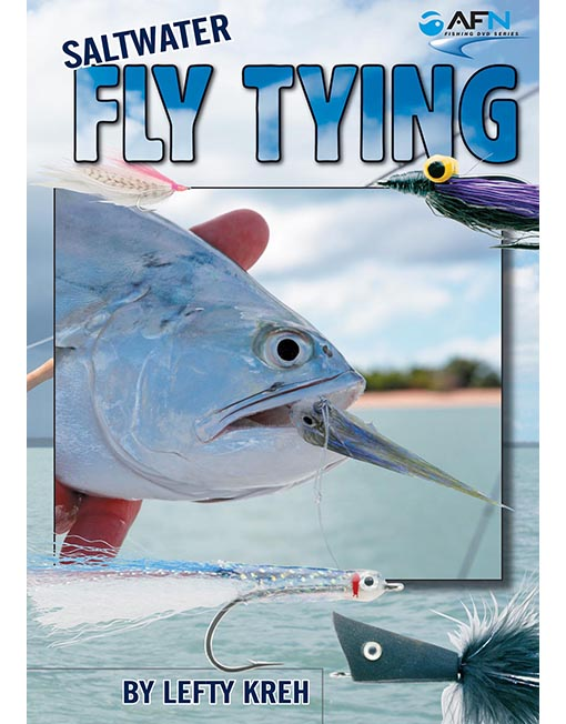 Saltwater Fly Tying lefty kreh
