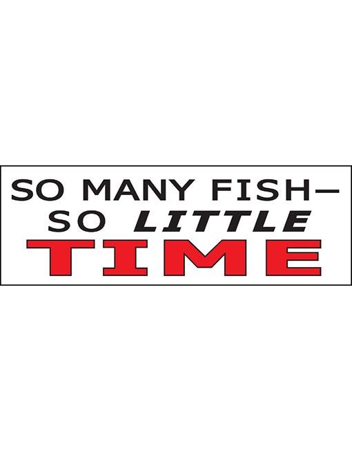 So many fish so little