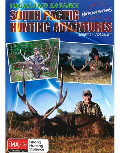 South Pacific Hunting Adventures Vol 1 WEB