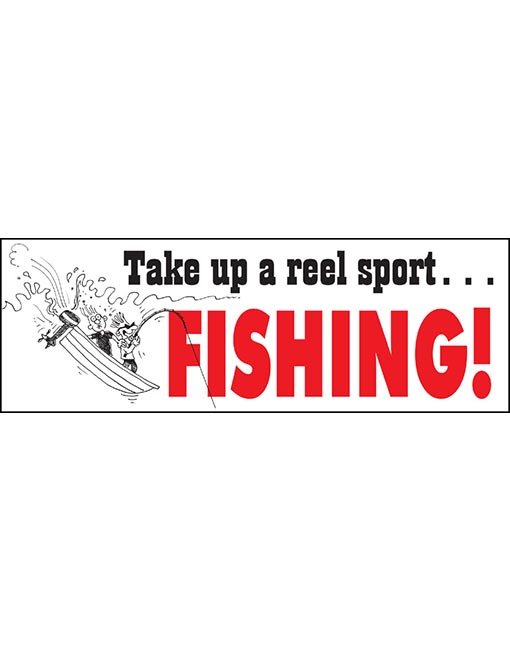Take up a real sport