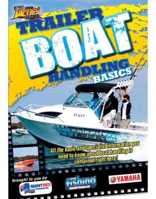 Trailer Boat Handling Techniques WEB