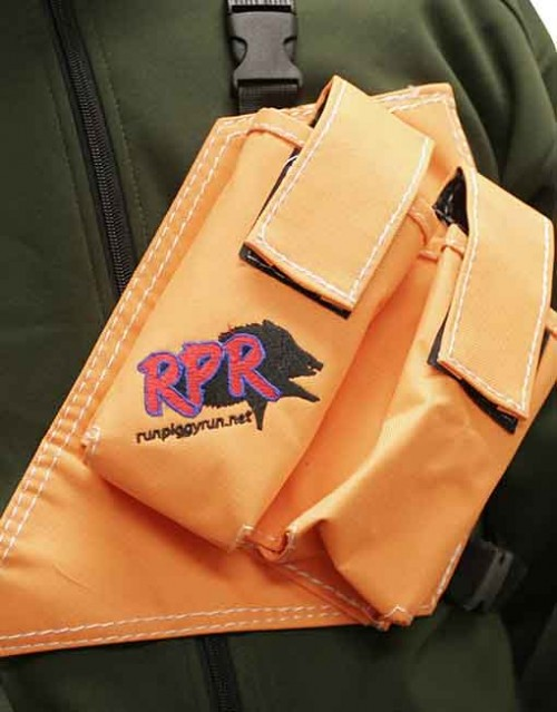 RPR GPS-UHF Double Holster