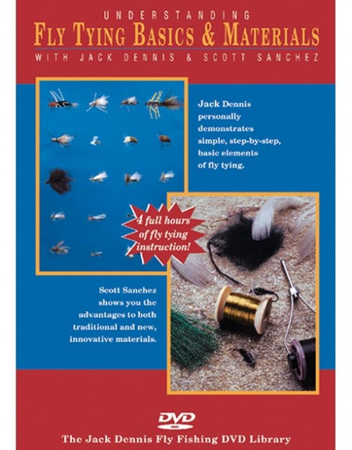 understanding fly tying basics & materials