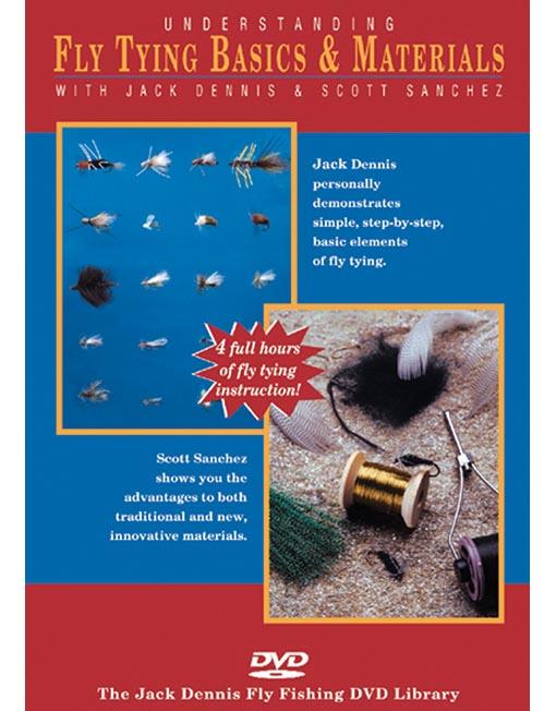 understanding fly tying basics & materials