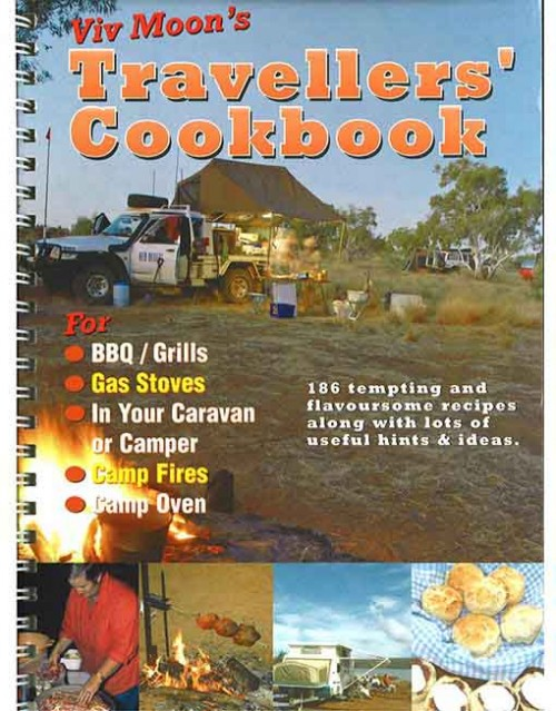 Viv Moon Travellers Cookbook