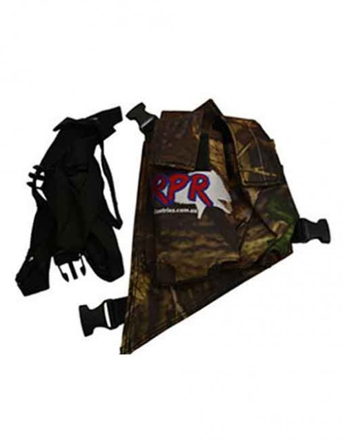 RPR GPS/UHF single holster - camo