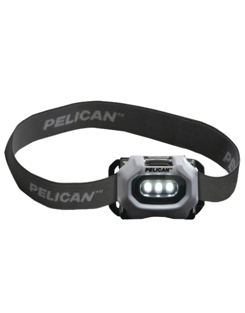 PELICAN 2740 LED COMPACT HEADLIGHT - 35 LUMENS