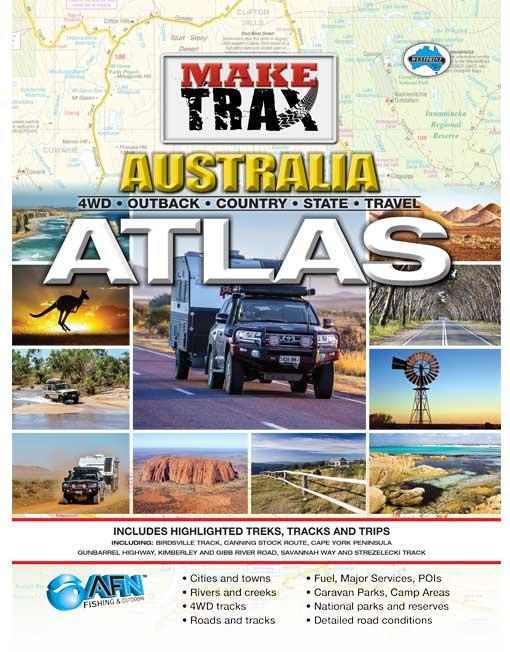 B2952 - Make Trax Australia Atlas Flexi