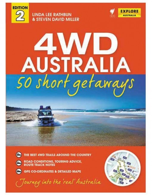 4WD Australia 50 Short Getaways 2nd