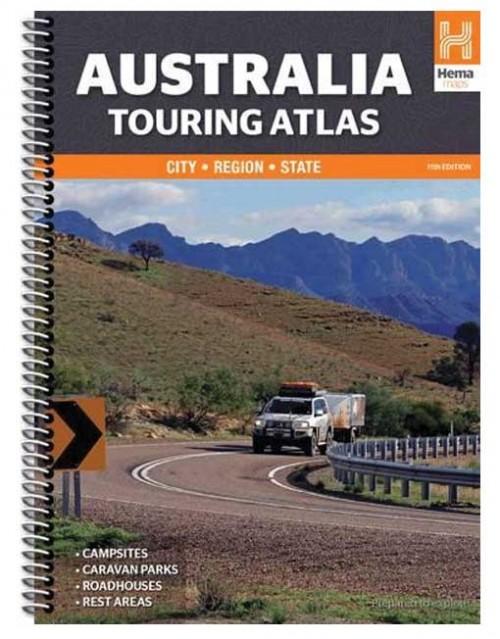 Australia Touring Atlas