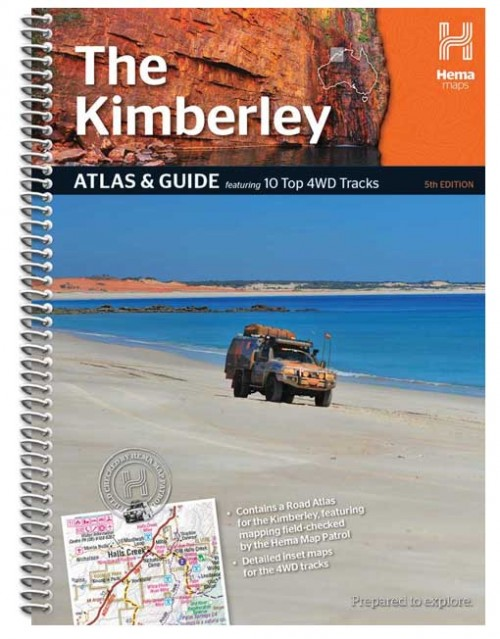 Kimberley Atlas and Guide