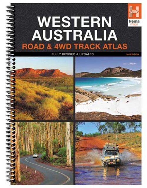 Western Australia Road Atlas