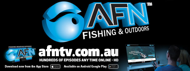 Australian Fishing Network Mobile Logo