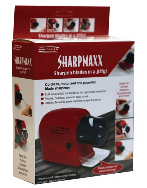 SharpMaxx Knife Sharpener