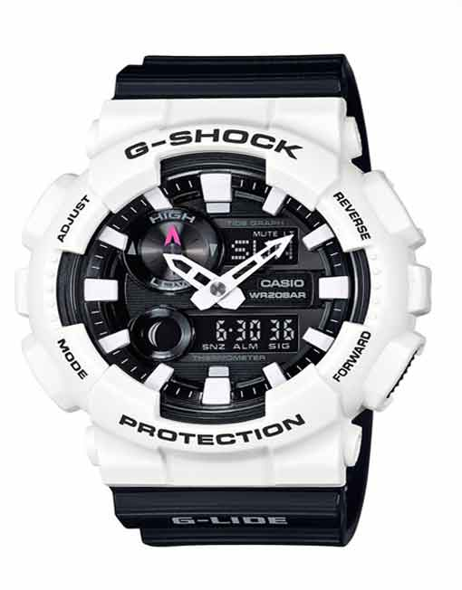 19e46f65a6274 CASIO G-SHOCK TIDE-MOON GAX100B-7A - Australian Fishing Network