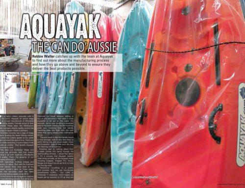 Aquayak – The Can Do Aussie!!