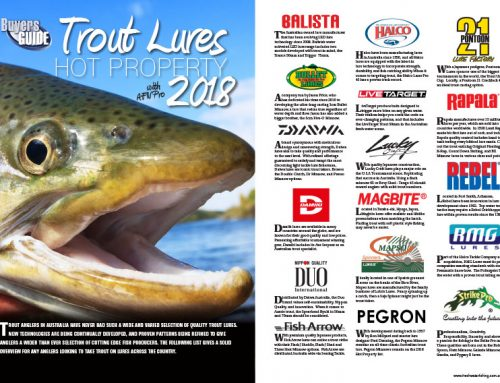 Trout Lures Buyers Guide!