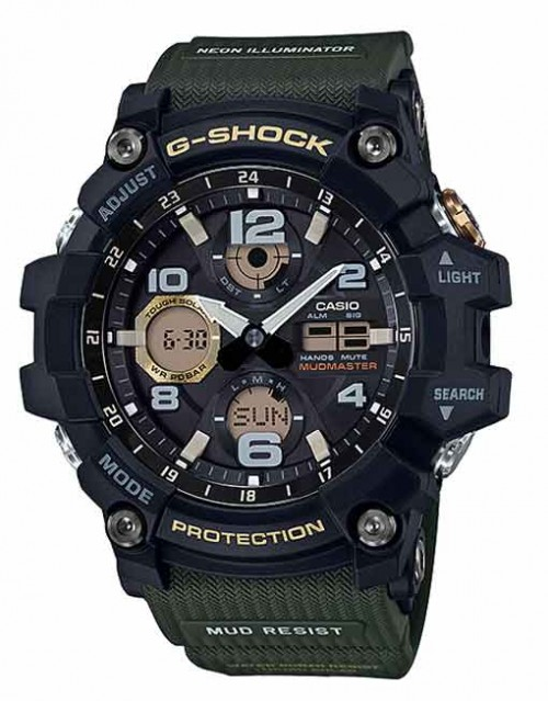 Casio G-Shock GSG100-1A3