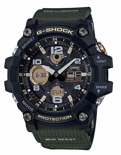 Casio G-Shock GSG100-1A3