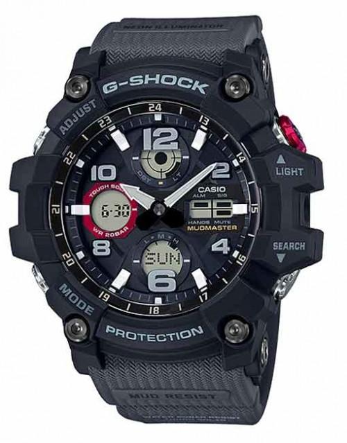 Casio G-Shock Mudmaster Twin Sensor GSG100 1A8