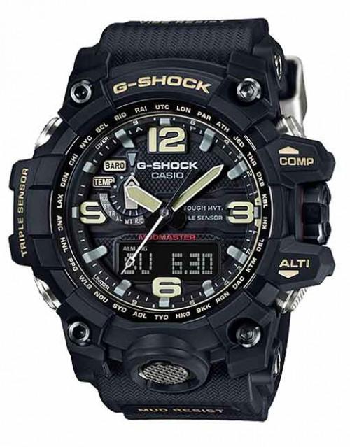 a4529c5dafa CASIO G-SHOCK MUDMASTER TRIPLE SENSOR – GWG1000-1A