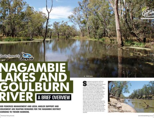 Nagambie Lakes and Goulburn River