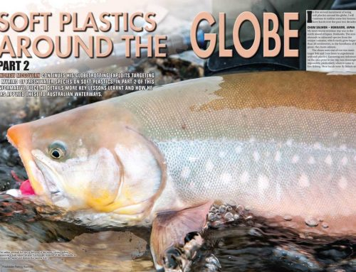 SOFT PLASTICS AROUND THE GLOBE PART 2
