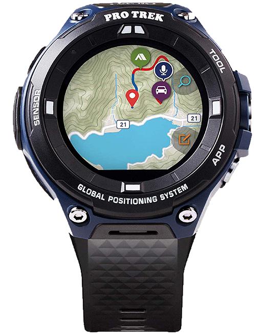 Casio Protrek Smart Wsd F20a Bu Watch Australian Fishing Network