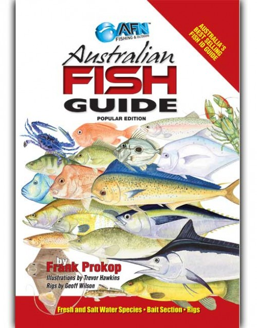 B3614 - Australian Fish Guide Popular Edition