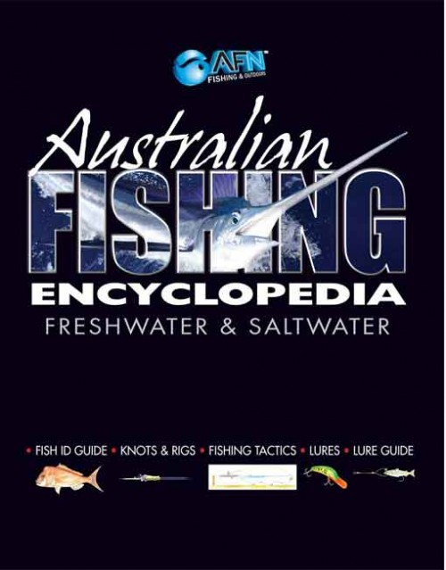 B3621 - Australian Fishing Encyclopedia