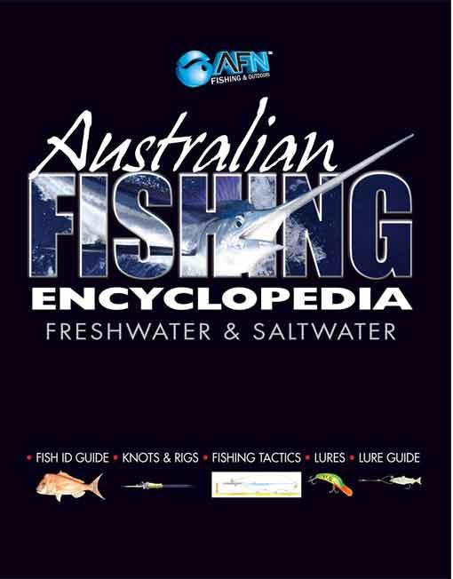 B3621 - Australian Fishing Encyclopedia