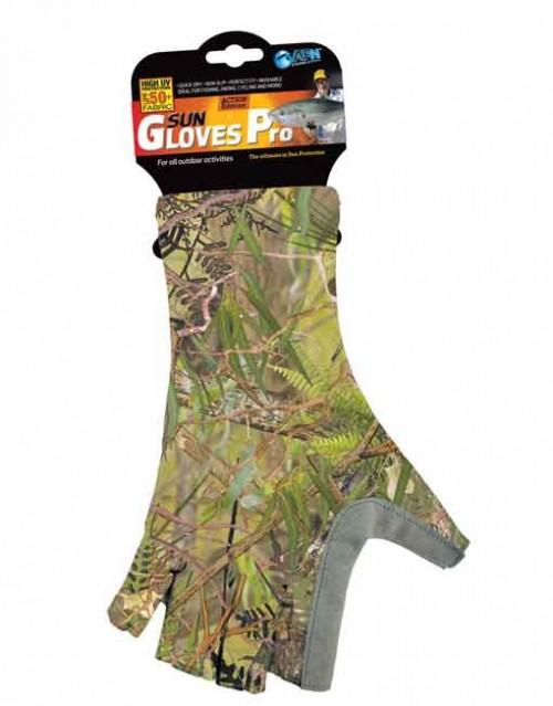 AFN Sun Gloves Pro Camo