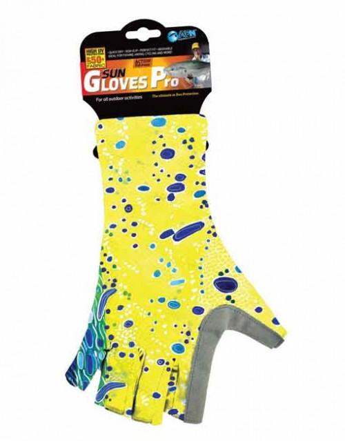 AFN Sun Gloves Pro Mahi Mahi