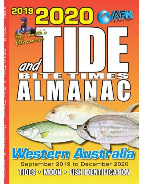 B3706 2020 Tide & Bite Times Almanac