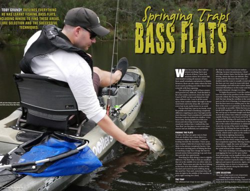 SPRINGING TRAPS BASS FLATS