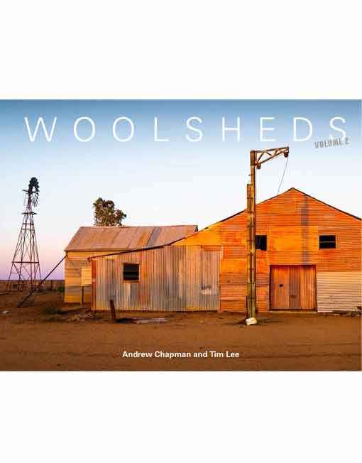 Woolsheds Volume 2