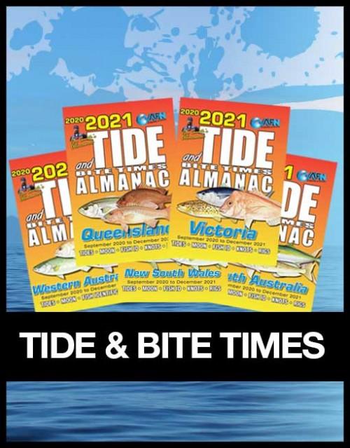 Tide & Bite Times